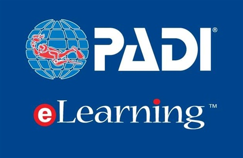 discover scuba diving - padi elearning